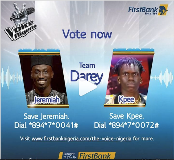 8 Contestants Seek Viewers Votes, As Firstbank-Sponsored The Voice Nigeria Season 3 Enters Live Shows