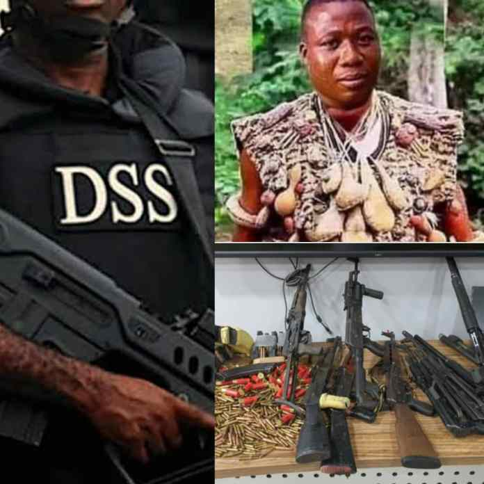 BREAKING: SSS Declares Sunday Igboho Wanted After Killing His Aides