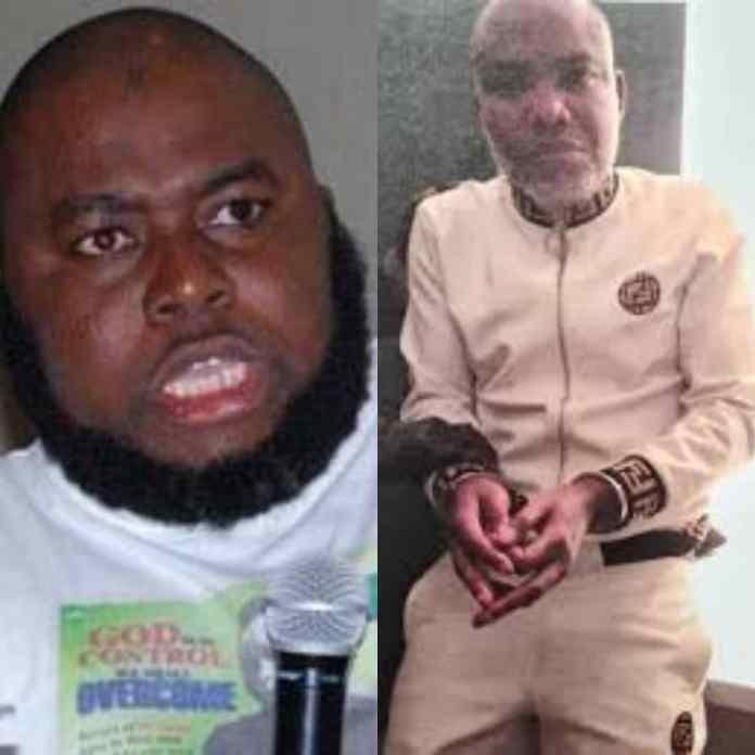 BREAKING: Asari Dokubo Smokes Nnamdi Kanu Over #Biafra Arrest