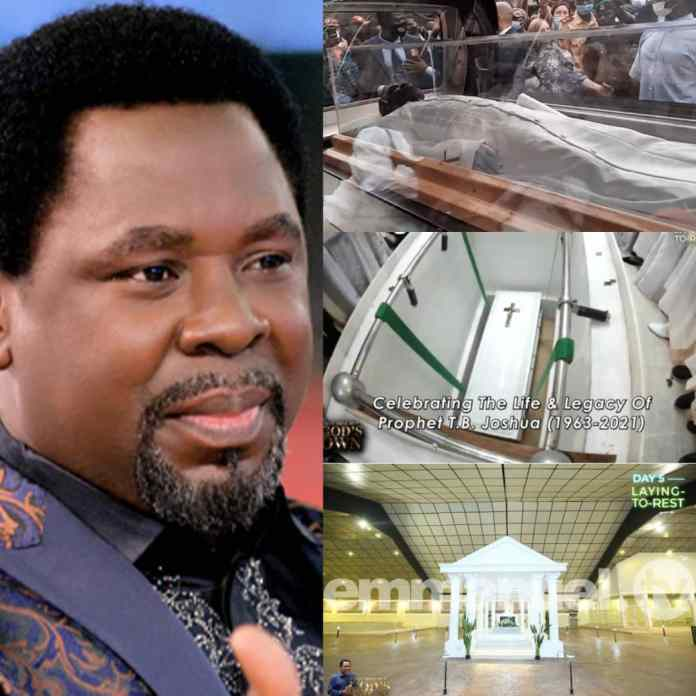REVEALED!!! Why Bricklayer And Carpenter Fought Dirty Over TB Joshua