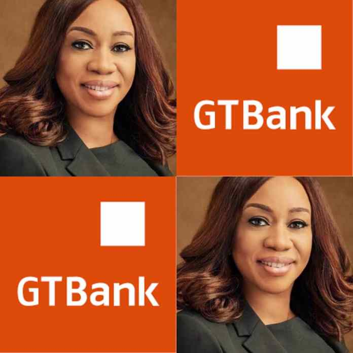 ITS OFFICIAL!!! GTBank Appoints Miriam Olusanya As First Female MD