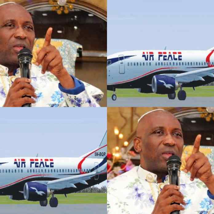 JUST IN: Primate Ayodele's Prophecies On Air Peace, China, India, Come To Pass