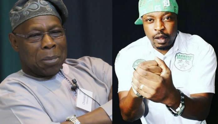 Jagajaga O Ti Get E: Eedris Abdulkareem Says Obasanjo Is Part Of Nigeria's Problem