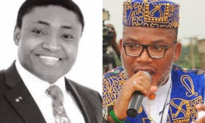 Nnamdi Kanu's Disciple Speaks On When The Biafra Leader Will Be Set Free