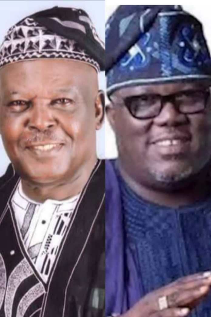 JUST IN: Speaker Obasa Commiserates With PDP Over Loss Of Chairman, Others
