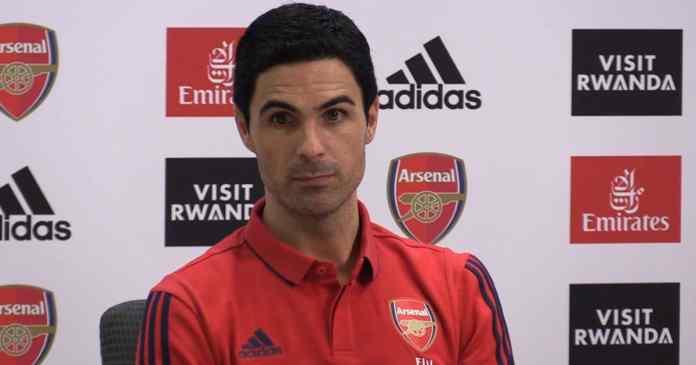 BREAKING: Arsenal Set To Sack Mikel Arteta, See Date
