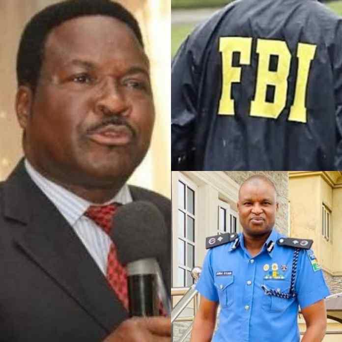 BREAKING: Mike Ozekhome Says FBI Cannot Arrest Abba Kyari In Nigeria