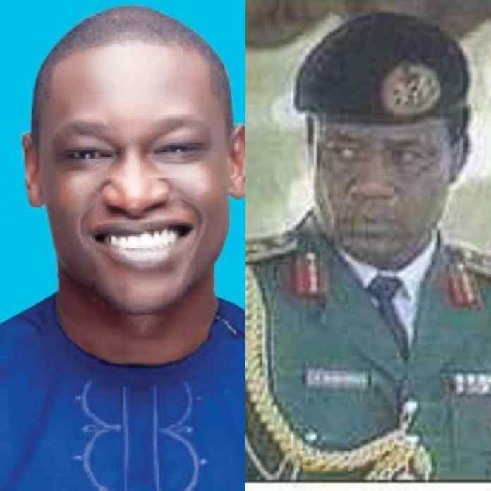 Gen Ibrahim Babangida Is One Of Nigeria's Greatest Problems - MKO Abiola's Son