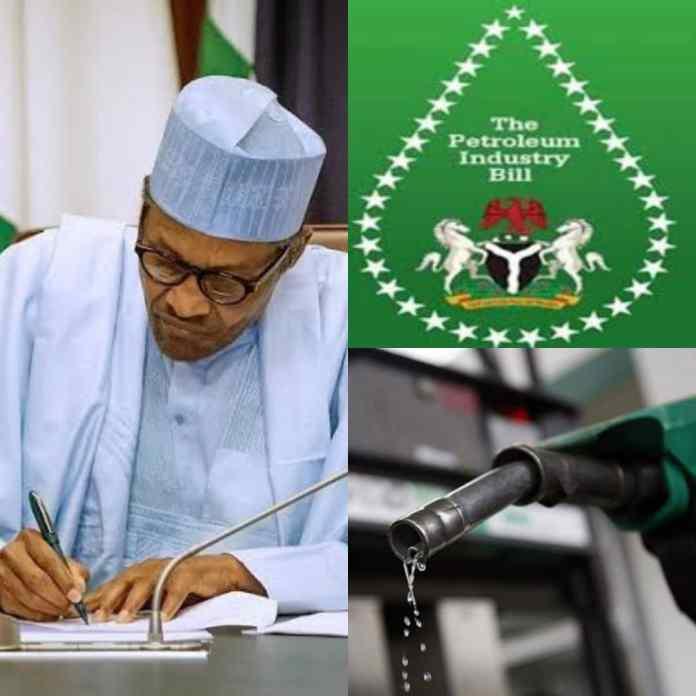 BREAKING: Nigerians To Buy Petrol N300 Per Litre As Buhari Signs PIB