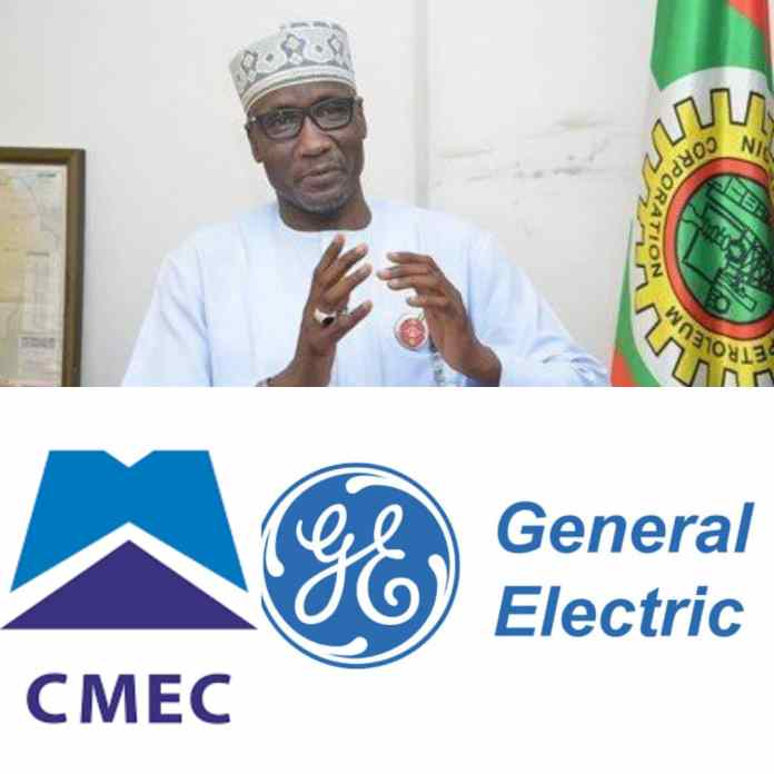 JUST IN: NNPC, CMEC, GE Sign Contract For 50MW Maiduguri Emergency Power Project