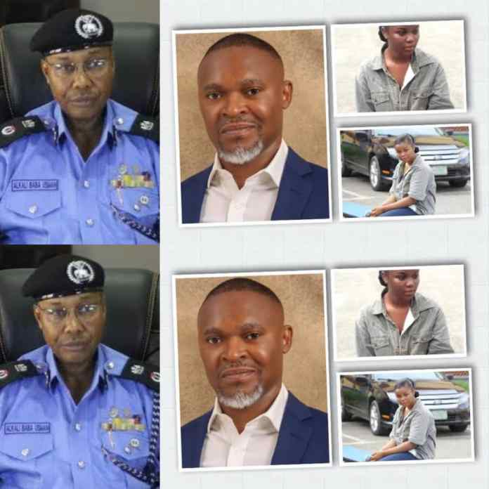 JUST IN: IGP Baba Transfer Murder Case Of Chidinma And Super TV CEO To FCT