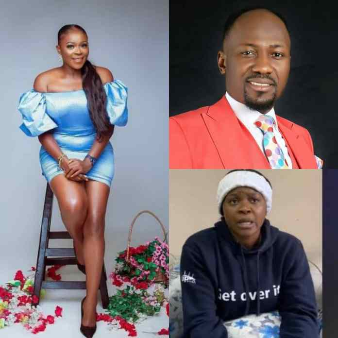 VIRAL VIDEO: Nollywood Actress Reveals How She Had Sex 2ce With Apostle Suleman