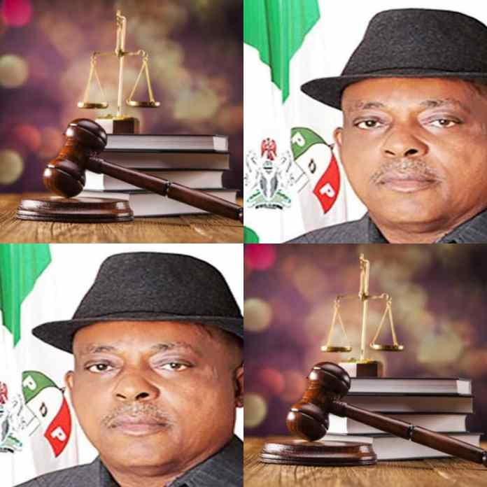 BREAKING: Crisis Rocks PDP As Court Suspends Uche Secondus As National Chairman