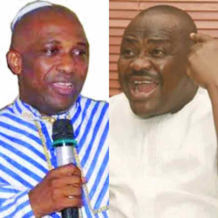 JUST IN: Primate Ayodele's Prophecy On Wike's Grievances Destroying PDP Comes To Pass