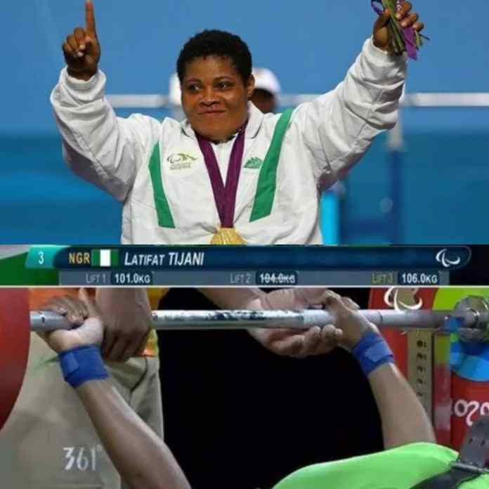 BREAKING: #TeamNigeria Wins First Gold In Tokyo #Paralympics Games
