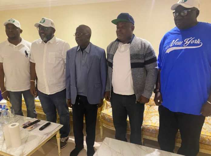 Bola Tinubu Is Hail And Hearty, Lagos House Speaks After Visiting APC Leader