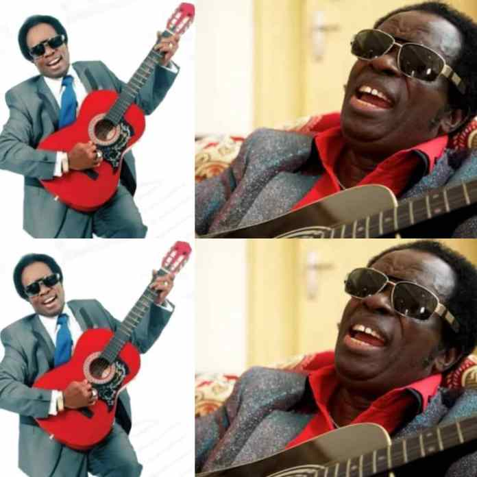 Real Cause Of Victor Uwaifo The Guitar Boy's Death Revealed