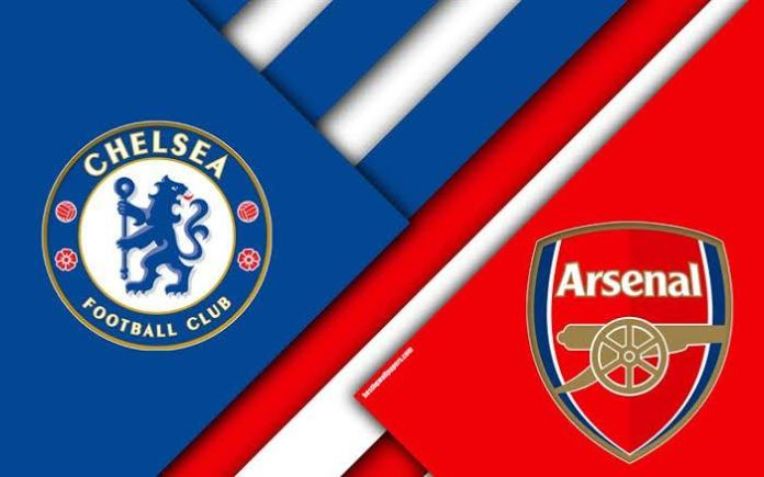 #ARSCHE: Football Fans Agog As Chelsea And Arsenal Ready To Clash In Sunday's London Derby