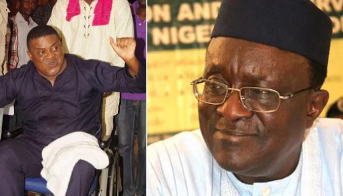 BREAKING: Eldest Son Of Late Gani Fawehinmi Passes On