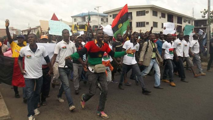 BREAKING: IPOB Announces Another One Month Sit-At-Home In South-East