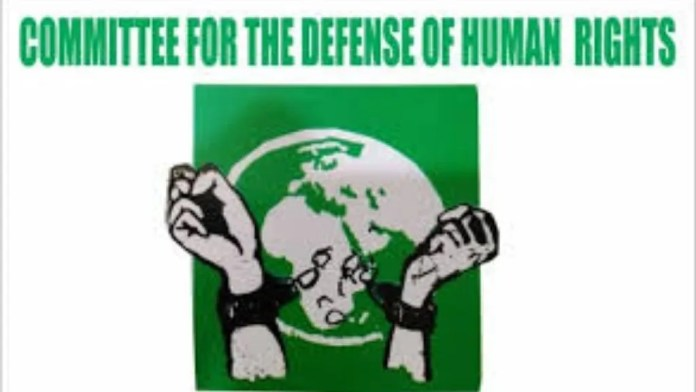 JOURNALISTS UNDER THREAT: Travail Of Idumonza Isiahomhen