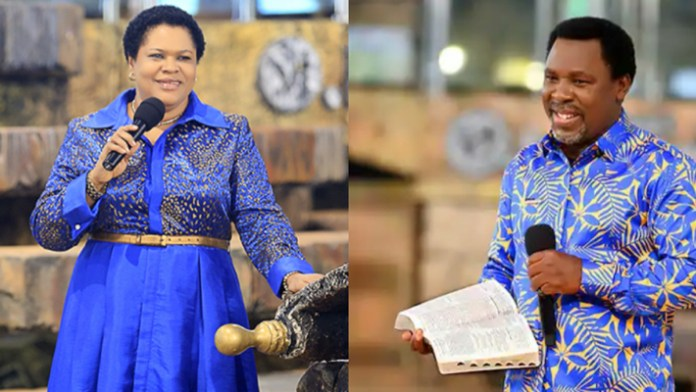 JUST IN: Court Gives TB Joshua's Wife Powerful Position In Synagogue Church