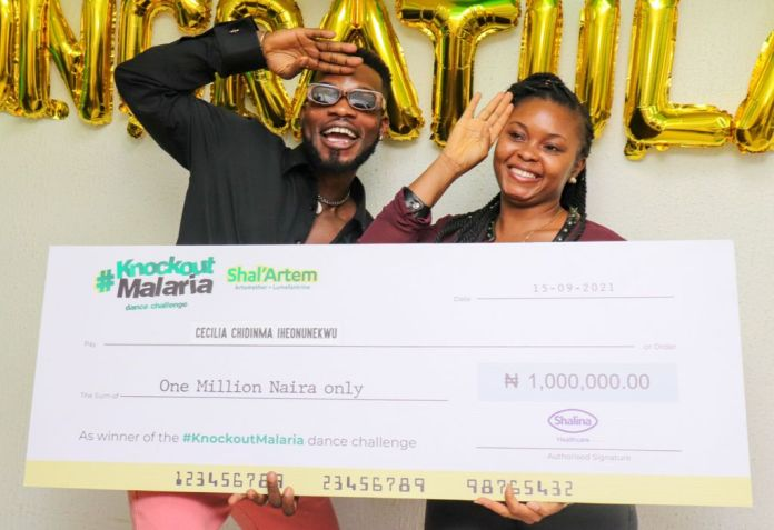 PHOTO/VIDEO: Winners Emerge In Shal'Artem Knockout Malaria Dance Challenge