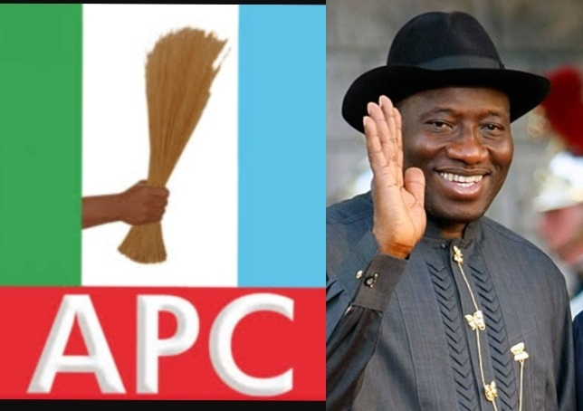 BREAKING: APC Gives Blanket Approval To Jonathan To Contest For 2023 Presidency