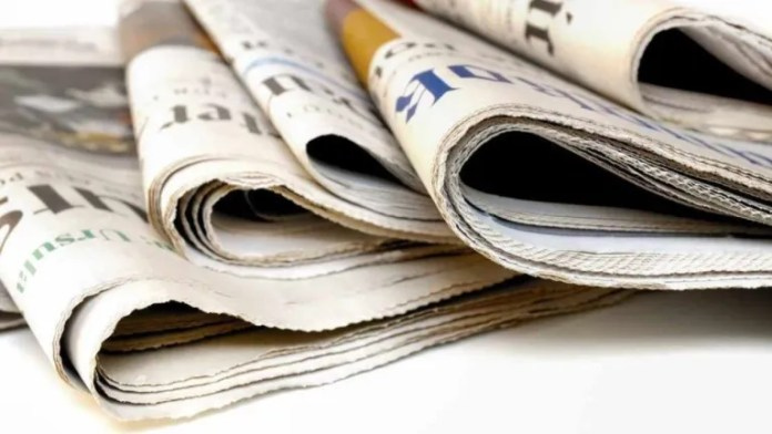 See Top Nigerian Newspaper Headlines For Monday 20th April, 2021