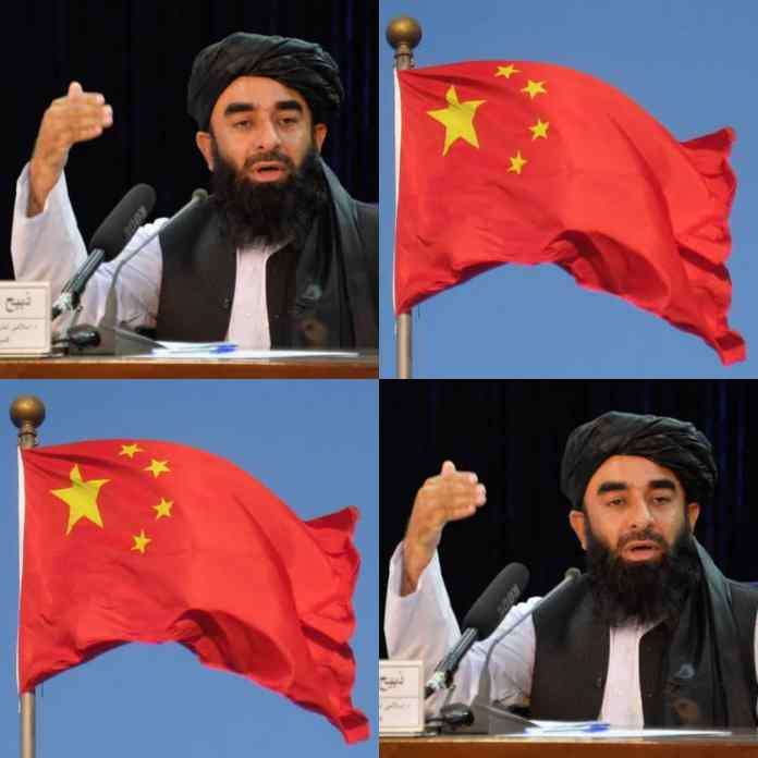China Our Most Important Partner In Afghanistan - Taliban Boasts