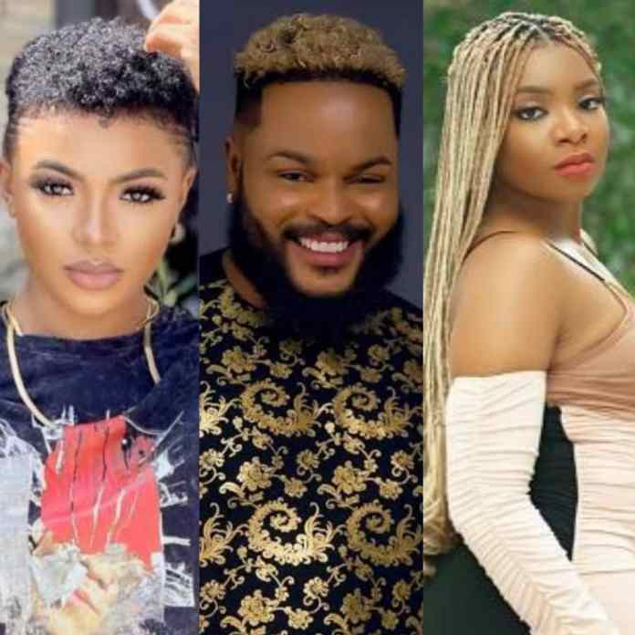 #BBNaija6: Whitemoney And 7 Others Nominated For Eviction