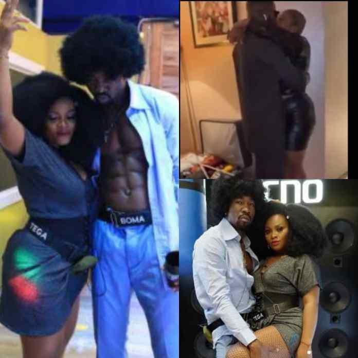 Amidst Sexual Escapade, Tega Says She Will Marry #BBNaija Boma