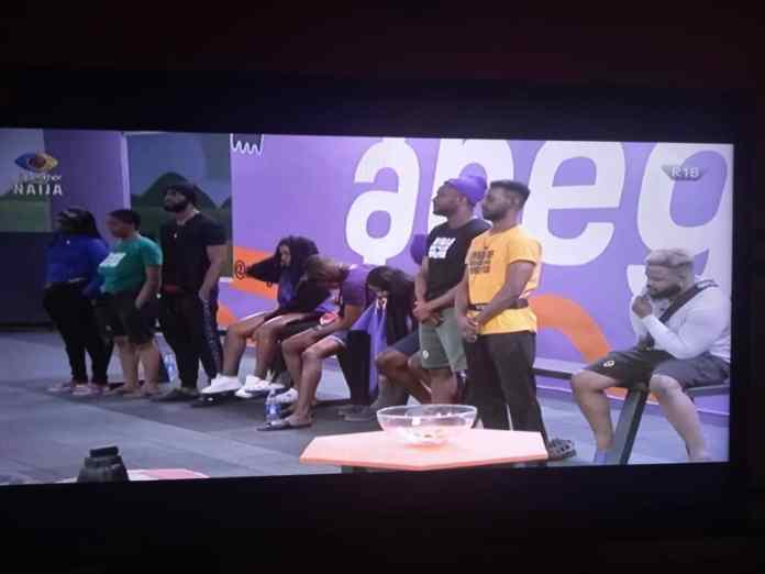 Saskay And 4 Others Nominated For Possible Eviction As #BBNaija6 Wind Down