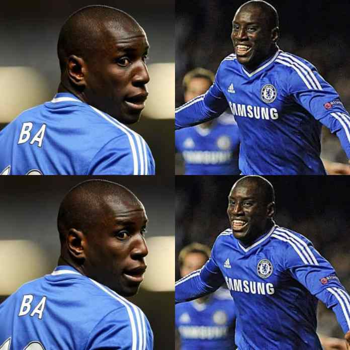 JUST IN: Former Chelsea And Senegal Striker Demba Ba Retires From Football