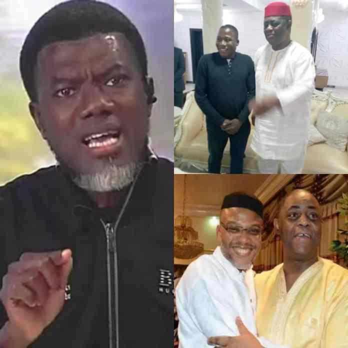Reno Accuses Fani-Kayode Of Selling Igboho And Nnamdi Kanu To FG