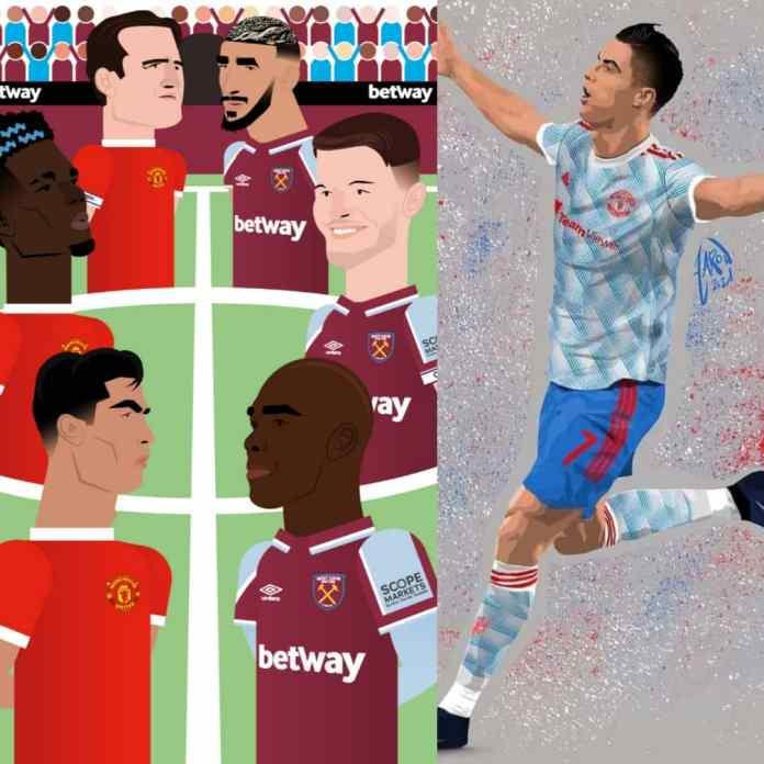 #WHUMUN: Watch Live Stream Between West Ham United Vs Manchester United