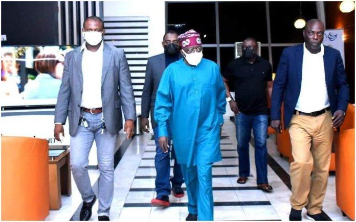 BREAKING: Bola Tinubu The Jagaban Is Back To Nigeria