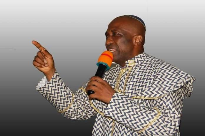 See How Primate Ayodele Foretold Disagreement Among Governors In Nigeria