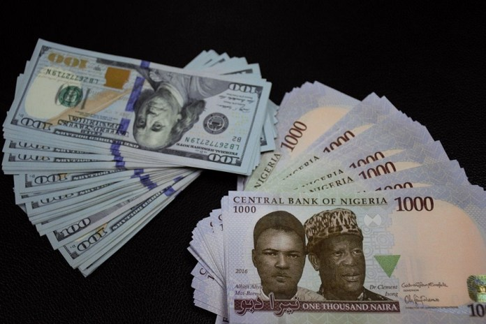 Naira To US Dollar Exchange Rate Depreciates As Forex Supply Drops