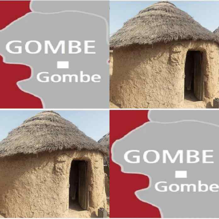 UNBELIEVABLE!!! Nigerians React To Pitiable Viral Photo Of Primary School Classroom In Gombe