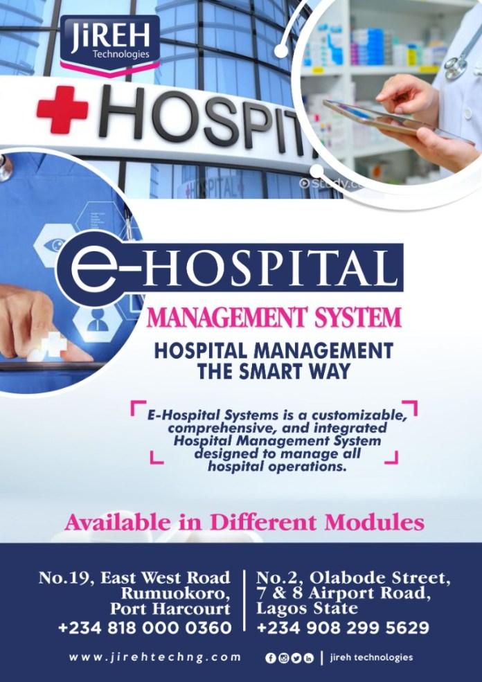 Hospital Management - The Smart Way