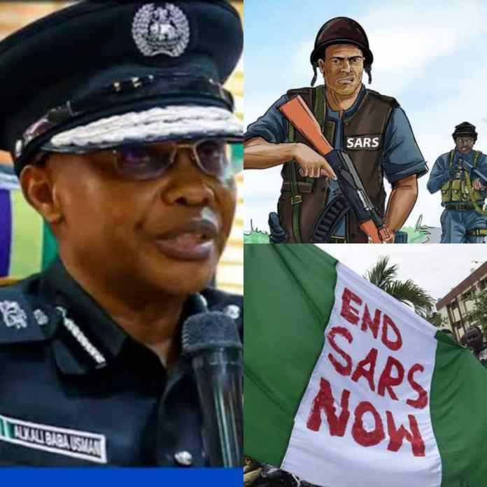 IGP Usman Baba Speaks On Bringing Back SARS