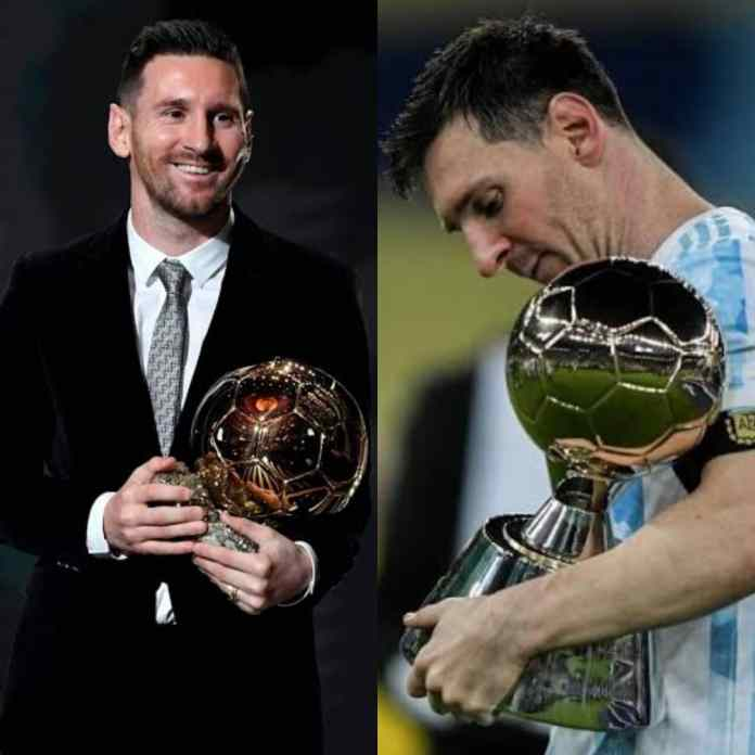 BREAKING: Lionel Messi Among 30 Nominees For 2021 Ballon d'Or [SEE FULL LIST]