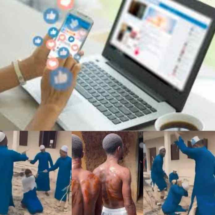 BRUTALITY VIRAL VIDEO IN KWARA: Nigerians React To Madrasa Students Flogging