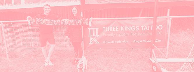 Three Kings London - Peckham Town