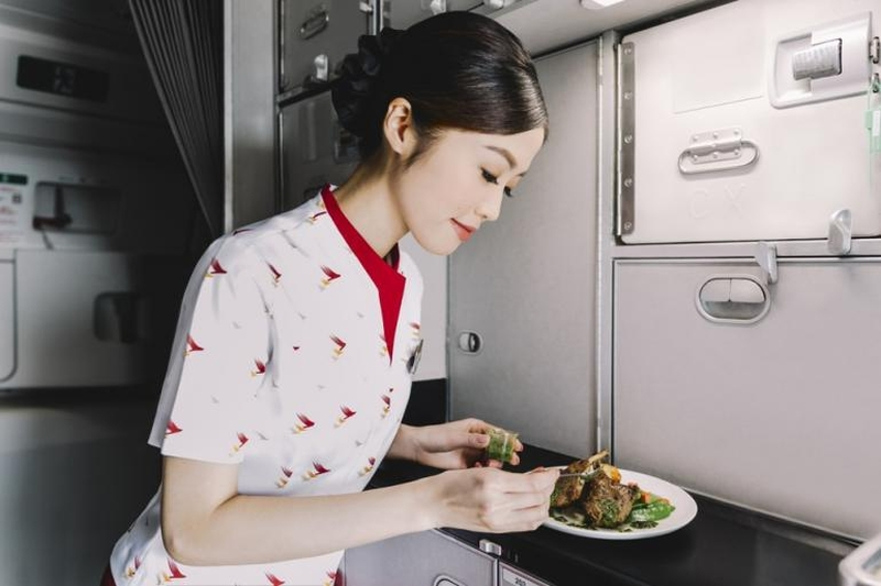 Cathay Pacific Gourmet