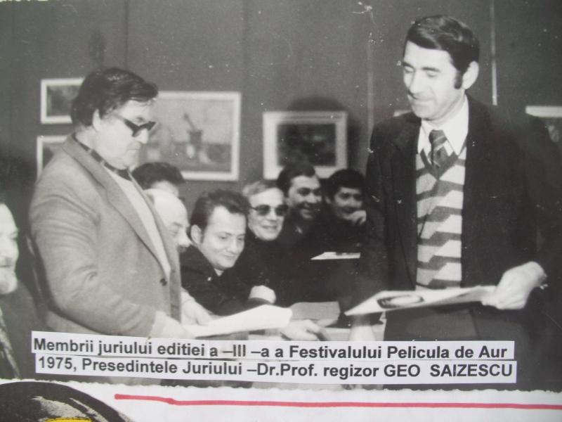 Victor Colonelu & Geo saizescu