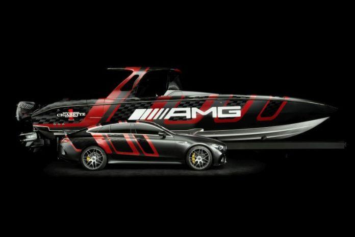 41 Mercedes-AMG Carbon Edition