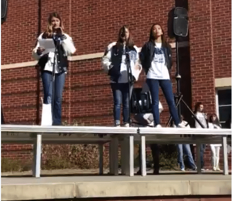 You Decide: Were Cambridge High students unfairly silenced during school walkout?