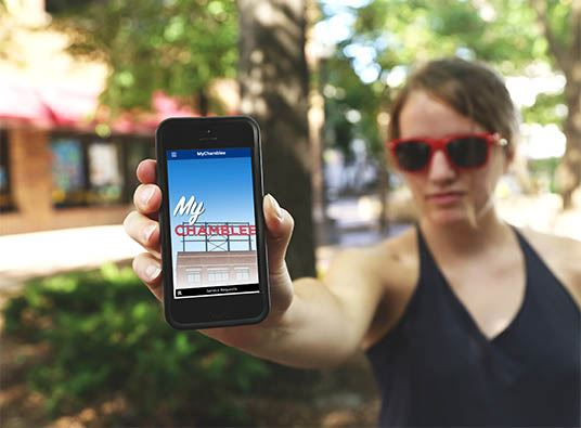 Chamblee launches new app for residents